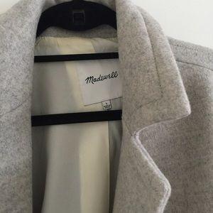 Madewell Jackets & Coats - Madewell Wool Coat